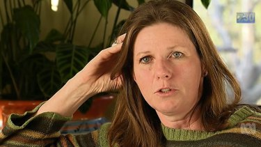 Vet Dr Lynn Simpson was expelled from her government role after exposing cattle's suffering.