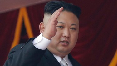 "Trump's strategy with North Korea has nicknamed Kim Jong-un ""Rocket Man""."