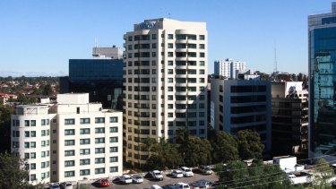 """Professor Peter Rees once said the Parramatta CBD was """"sweltering in the sun and not very successful""""."""
