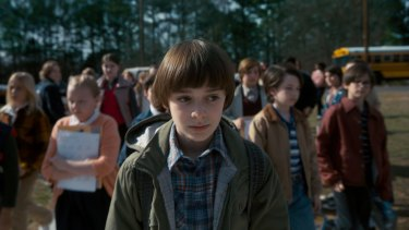 Are Will's visions of the Upside Down real, or a symptom of post-traumatic stress?