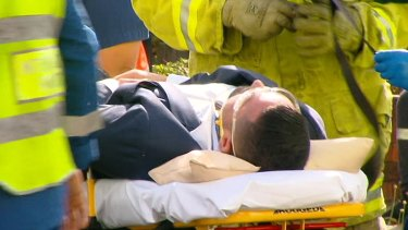 Mehajer was involved in a car accident in October.