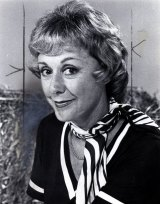 """Popular star: Lorrae Desmond, who played Shirley on A Country Practice, said Spence was """"a joy to work with""""."""