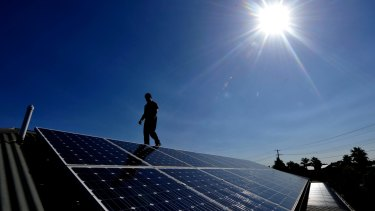 Australia's 1.8 million households with rooftop solar could store their own energy and lower bills.
