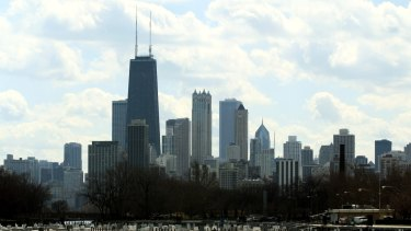 Chicago is hailed as an example of a connected city.