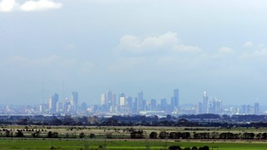 From the outer fringes of Melbourne, the city judged the world's most liveable might as well be on a different planet.