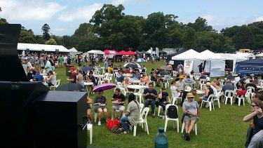 The Sydney Barbecue Festival at The Domain as seen through the lens of BBQAroma.