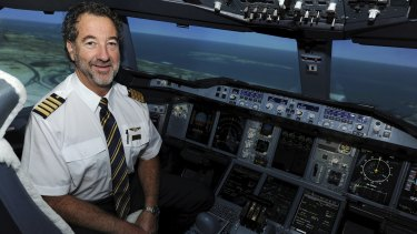 Emirates A380 check and training captain Garrie Don has clocked up 19,500 hours in aircraft and more than 5000 running simulators.