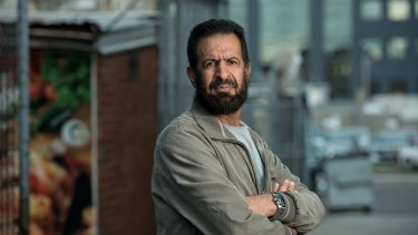 Mohammad Zafar Rahimi sustained a serious workplace injury while working as a fruit cutter at the Dandenong Market.