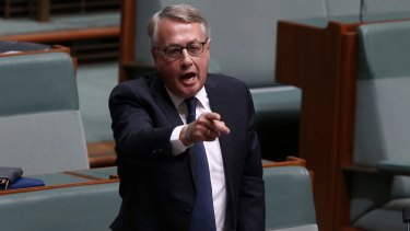 Wayne Swan unleashed a broadside at the Turnbull government this week, accusing it of having contempt for the men and women working in Commonwealth departments.