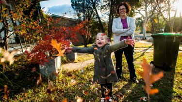 The ACT government is about to pilot collecting household garden waste.