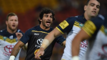 Can any team containing four-times best and fairest player Johnathan Thurston be an underdog?