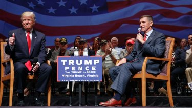 President-elect Donald Trump has offered retired Lieutenant Gen Michael Flynn the role of national security adviser.