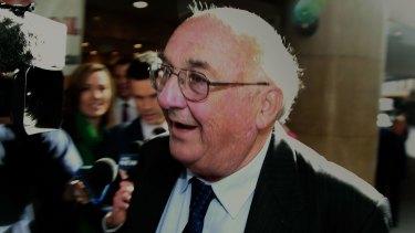Fresh calls over old case: Property developer Hilton Grugeon.