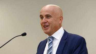 NSW Minister for Education Adrian Piccoli says what happens with the Gonski funding for schools is crucial to lifting academic achievement.