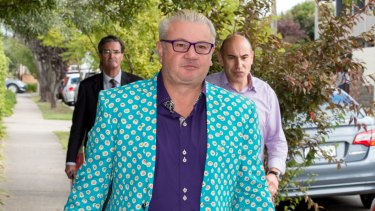 Geelong Mayor Darryn Lyons Admits To Behaving Badly In Office Outburst Making Legal Threats
