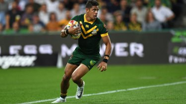 Motivated: Dane Gagai is ready for a rest but aims to finish the season on a high.