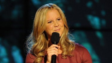 Amy Schumer is a supporter of Hillary Clinton.