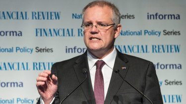Treasurer Scott Morrison reportedly agreed to a probe into the GST distribution.