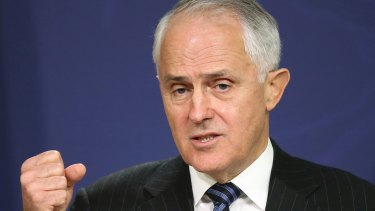 Prime Minister Malcolm Turnbull: why isn't he setting a better example?