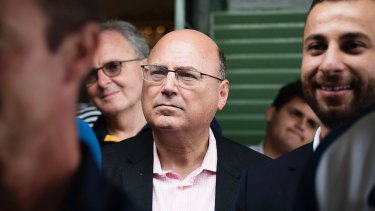 Senator Arthur Sinodinos suffered a humiliating stint in the witness box during the ICAC inquiry.