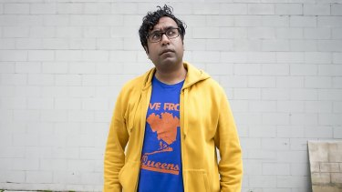 The Problem With Apu: A television documentary with Hari Kondabolu.
