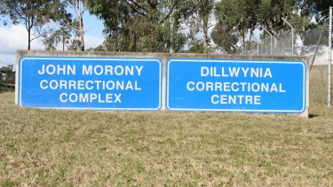 John Morony Correctional Complex at Windsor, next to the Dillwynia women's prison.