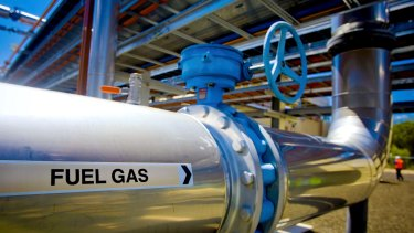 Methane gas: not as clean a fuel as previously thought.