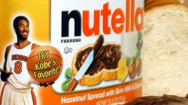 Michele Ferrero's fortune was built on sales of Nutella, a chocolate and hazelnut spread that has long been marketed as part of a healthy and active lifestyle.