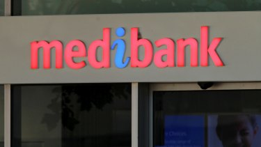 """Medibank says it is contacting people via SMS """"where possible"""" about the delay."""