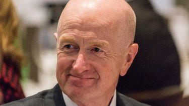 RBA governor Glenn Stevens is expected to leave the cash rate at 2 per cent in the current cycle.