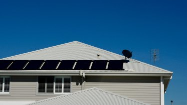 Solar uptake in Queensland reduced by two-thirds