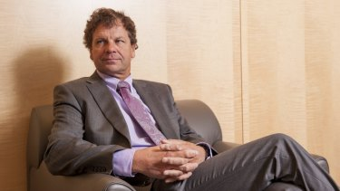 Simon McKeon was appointed chancellor of Monash University in 2015.