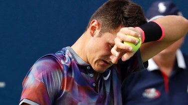 Bernard Tomic has slumped in the world rankings and is coming dangerously close to missing direct qualification for the Australian Open.