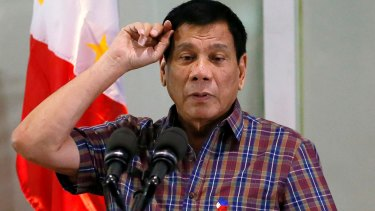 Philippine President Rodrigo Duterte's bloody anti-drugs campaign has claimed thousands of lives.