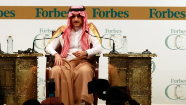 Prince al-Waleed bin Talal bin Abdulaziz al-Saud is a long-time supporter of News Corp and the Murdoch family.