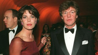 Prince Ernst-August V of Hanover, who is married to Princess Caroline of Monaco, wants his castles back.