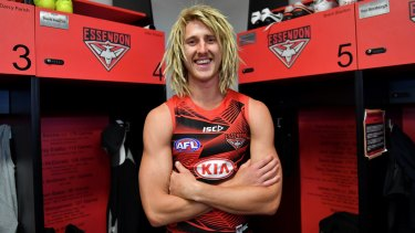 Dyson Heppell: Harrowing loss to Swans was a turning point.
