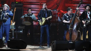 Rambunctious: The Old Crow Medicine Show.