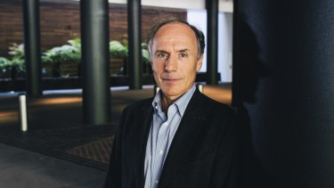 "Chief Scientist Alan Finkel is looking at ""national research infrastructure priorities""."