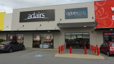 Adairs shares soared almost 30 per cent after the homewares retailer said same-store sales returned to growth in the June quarter.