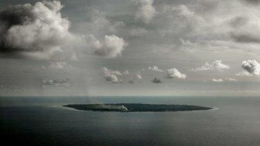 Tiny Nauru where hundreds of asylum-seekers and verified refugees await their fate.