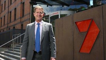 Seven West chief executive Tim Worner.