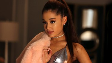 Ariana Grande's songs are popular with the Musical.ly crowd.