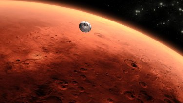 Mars landing: Getting there would be like an ancient sea voyage.