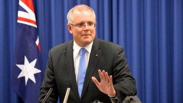 Federal Treasurer Scott Morrison has blocked the 99-year lease of Ausgrid.