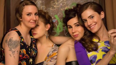 Vanity Fair noted that Girls is less about the growth of friendships so much as their disintegration.