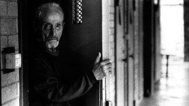 Australia's first serial killer, William 'the mutilator' Macdonald, in 1995.