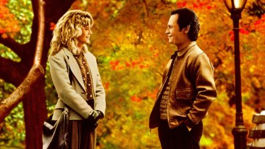 Famous role: With Meg Ryan in <i>When Harry Met Sally.</i>