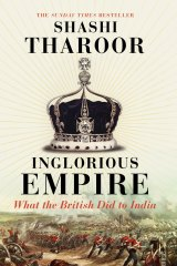'Inglorious Empire' by Shashi Tharoor.