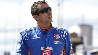 Justin Wilson is in a critical condition.